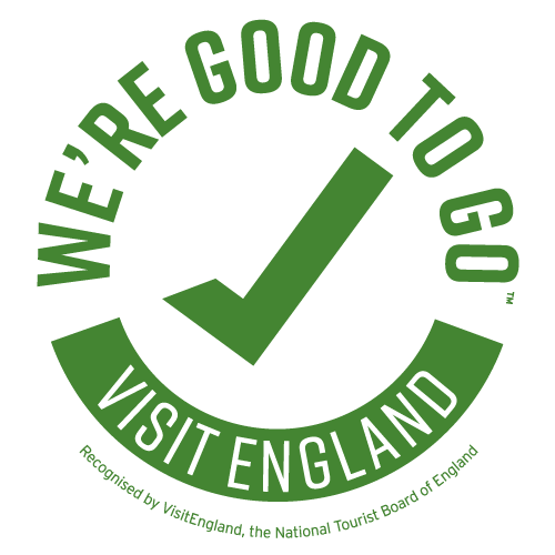 We're Good To Go Logo 2020